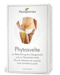 Phytopharma Phytosvelte Glucomannan Paya konjac - 64 Kaps.