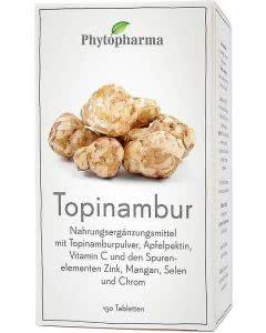 Phytopharma Topinambur Kapseln - 150 Stk.
