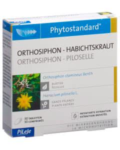 Phytostandards Pileje Orthosiphon-Habichtskraut - 30 Stk.