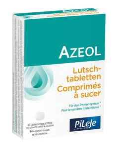 PiLeJe Azeol Lutschtabletten Minzgeschmack - 30 Stk.