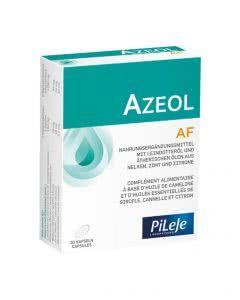 PiLeJe Azeol AF Nahrungsergänzungsmittel - 30 Kapseln