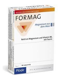 Formag PiLeJe Magnesium und mehr - 30 Tabl