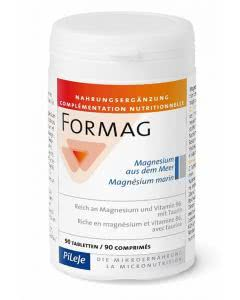 Formag PiLeJe Magnesium und mehr - 90 Tabl.
