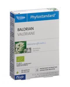 PiLeJe Phytostandard Baldrian Kapseln Bio - 20 Stk.
