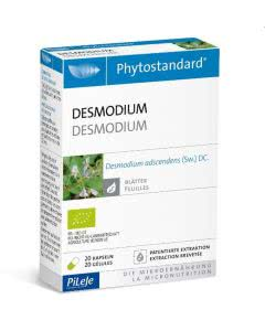 PiLeJe Phytostandard Desmodium Kapseln Bio - 20 Stk.