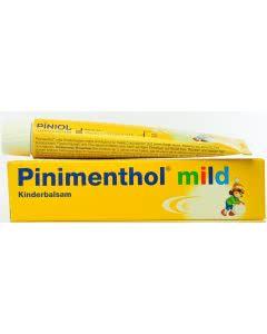 Pinimenthol mild Husten Kinderbalsam - 40ml