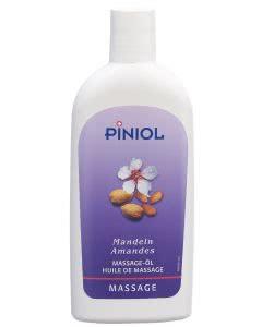 Piniol Massage-Öl Mandeln - 250ml