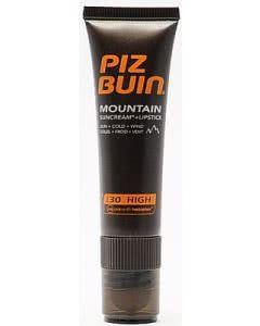 Piz Buin Mountain Sonnenschutz KOMBI Creme und Stift - Sun LSF 15