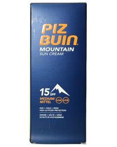 Piz Buin Mountain Sonnenschutz SPF 15 - 50ml