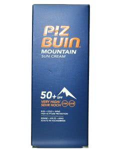 Piz Buin Mountain Sonnenschutz SPF 50 - 50ml