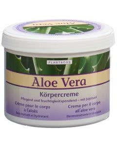 Plantacos Aloe Vera Körper-Creme - 500ml