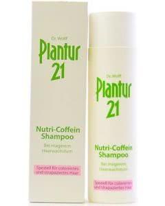 Plantur 21 Dr. Wolff Nutri-Coffein-Shampoo - 250ml