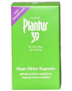 Plantur 39 Haar-Aktiv-Kapseln - 60 Stk