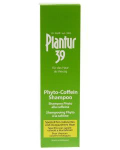 Plantur 39 Coffein-Shampoo von Dr. Wolff - gefärbtes strapaziertes Haar - 250ml