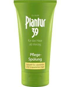 Plantur 39 Coffein-Spülung von Dr. Wolff - coloriertes Haar - 150ml