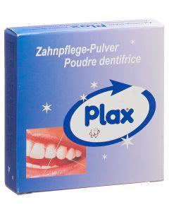 Plax Zahnpflege-Pulver - 55ml