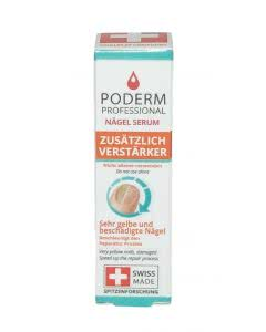 Poderm Professional Nagelserum Verstärker - 6 ml