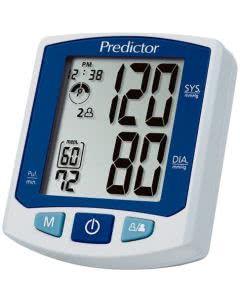 Hitpreis: Predictor Blutdruckmessgerät Handgelenk mit extra grossem Bildschirm