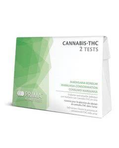 Prima Home Test Cannabis THC - 2 Stk.