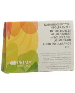 Prima Home Test Nahrungsmittelintoleranzen (120 Nahrungsmittel) - 1 Stk.