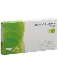 Prima Home Test Nieren (Kidney) Albumin - 1 Stk.