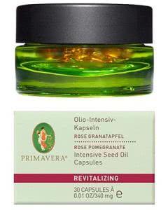Primavera - Revital-Gesichtspflege - Olio-Intensiv-Kapseln - 30 Stk.