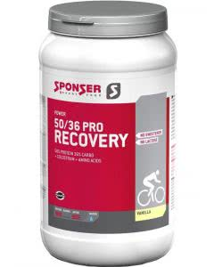 Sponser Pro Recovery Drink 50/36 Vanille - 900 g