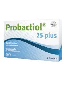 Probactiol 25 plus - aktive Bakterien - 30 Kaps.