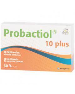 Probactiol 10 plus - aktive Bakterien - 30 Kaps.