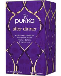 PUKKA After Dinner Tee Bio - 20 Btl.