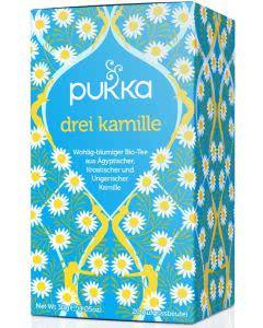 PUKKA Drei Kamille Tee Bio - 20 Btl.
