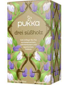 PUKKA Drei Süssholz Tee Bio - 20 Btl.