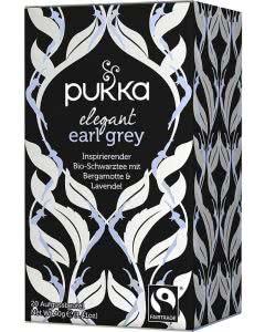 PUKKA Elegant Earl Grey Tee Bio Fairtrade - 20 Btl.