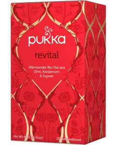 PUKKA Revital Tee Bio - 20 Btl.