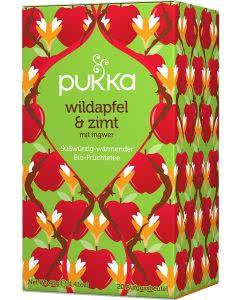 PUKKA Wildapfel & Zimt Tee Bio - 20 Btl.
