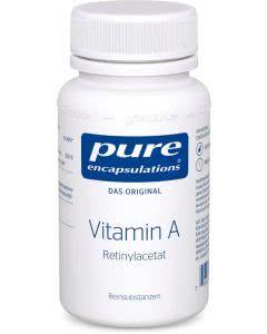 Pure Vitamin A - 60 Stk.