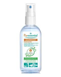 Puressentiel Lotion-Spray für Hände + Oberflächen - 80ml