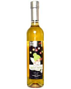 Puris Sirup - Zauberapfel Winter-Etikette - 500ml