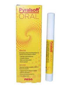Pyralsoft Oral Stift bei Mundläsionen wie Aphten - 3.3ml