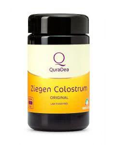 Quradea Ziegen Colostrum Original Bio - 120 Kaps.