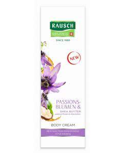 Rausch - Body Cream Passionsblumen Shea-Butter - 150ml
