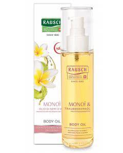 Rausch - Body Oil Monoi und Traubenkernoel - 100ml