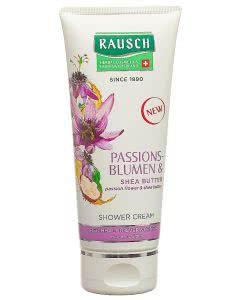 Rausch - Shower Cream Passionsblumen Shea-Butter - 200ml