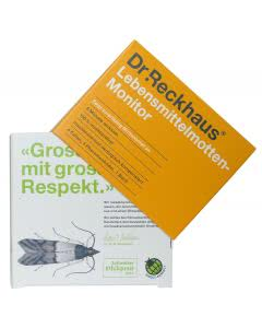 Dr. Reckhaus Lebensmittelmotten-Monitor - 4 Stk