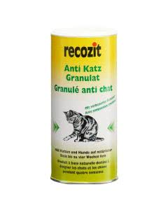 Recozit Anti Katzen Hund  Granulat Streudose - 250 g