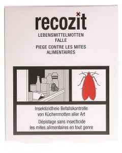 Recozit Lebensmittelmotten Falle - 2 Stk.