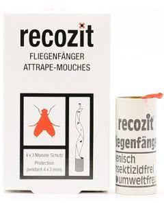 Recozit Fliegenfänger - 4 Stk. - aus Ihrer Online Drogerie
