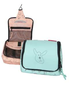 Reisenthel Kids Necessaire klein Cat and Dog - mint