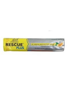 Bach Rescue Plus Bonbon Bachblüten Vitamin B5 - B12 - 42gr.