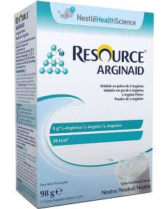Nestle Resource Arginaid - 14 x 7g